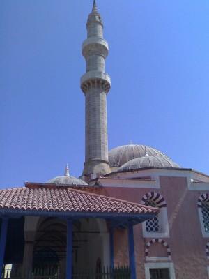 Moschea di Solimano Rodi