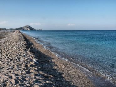 Spiaggia Afandou Rodi