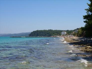 Spiaggia Kalithea Rodi