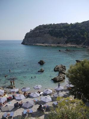 Spiaggia Ladiko Rodi